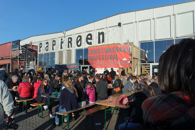 Street Food Market, Copenhague lowcost
