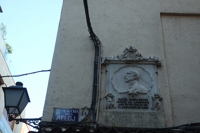 Calle Fomento, Madrid
