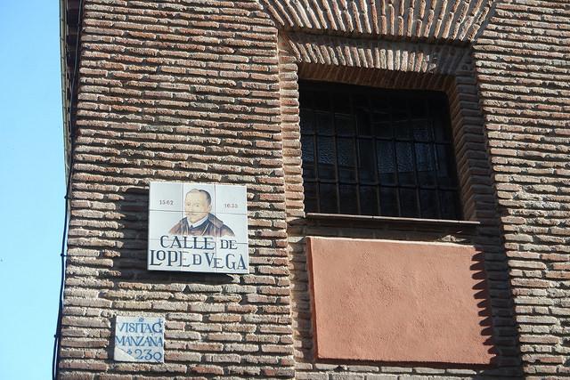 Calle de Lope de Vega, Madrid