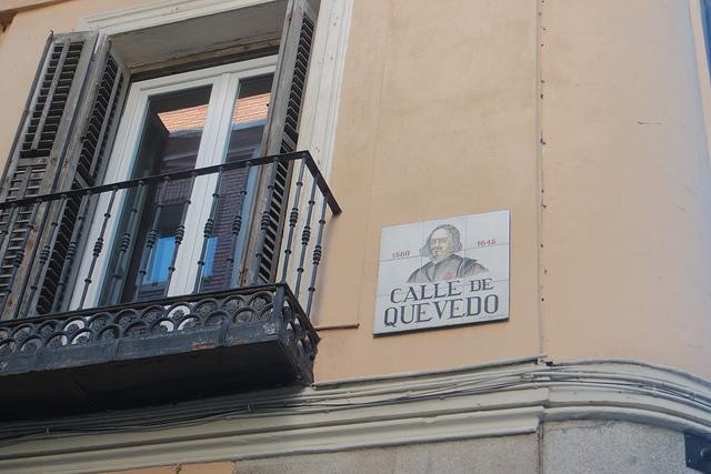 Calle de Quevedo, Madrid