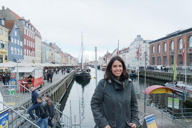 Canal de Niyah, Copenhague
