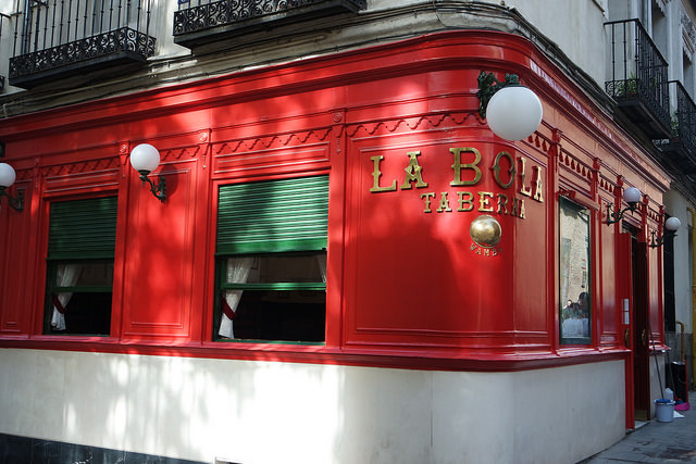 Taberna la Bola, Madrid