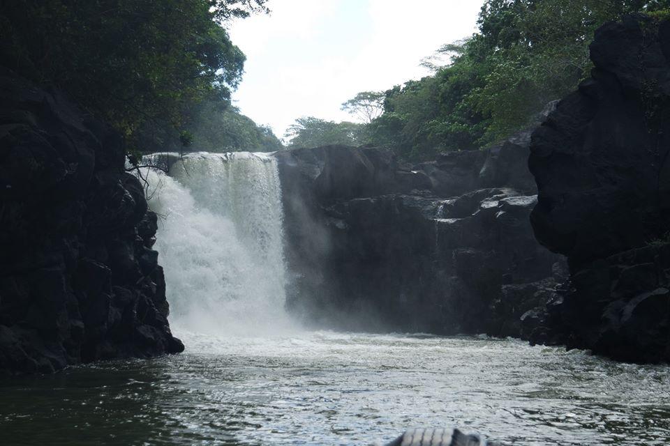Cascada de Grand Riviere