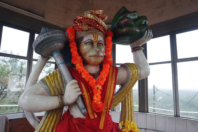 Hanuman, Grand Bassin