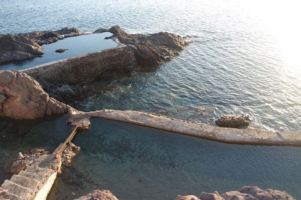 Las Esclusas de Las Salinas