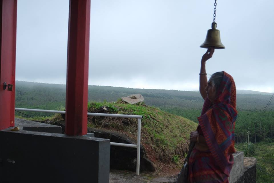 Tocando la campana
