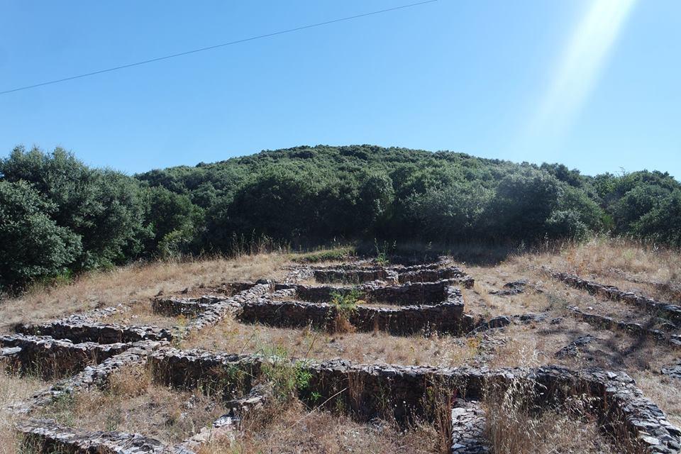 Yacimiento arqueológico de Orellán