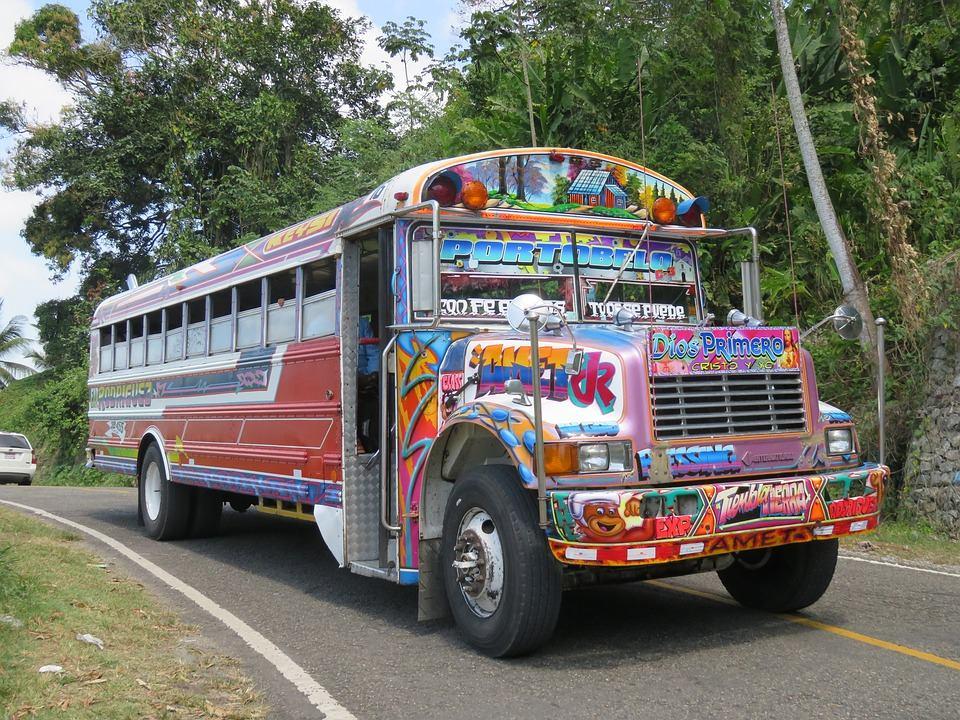 Autobús de Panamá