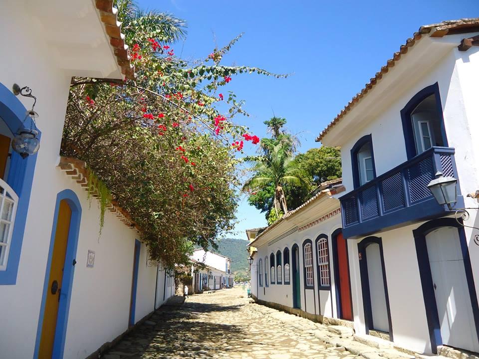 Calles encantadas de Paraty