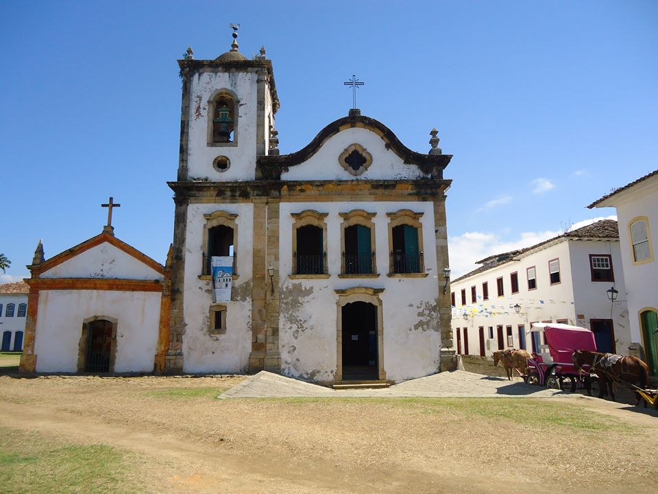 Iglesia de Santa Rita, Paraty