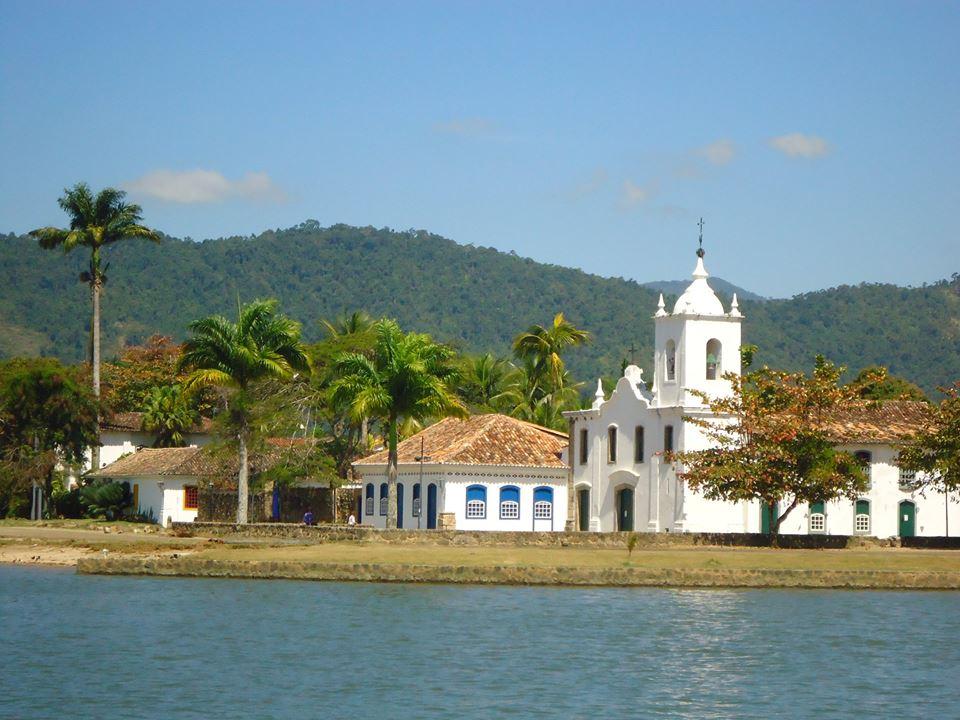 Iglesia de Nuestra Señora de los Dolores, Paraty