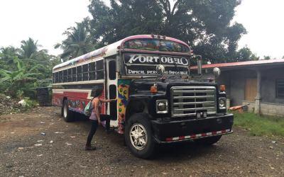 Autobús panameño