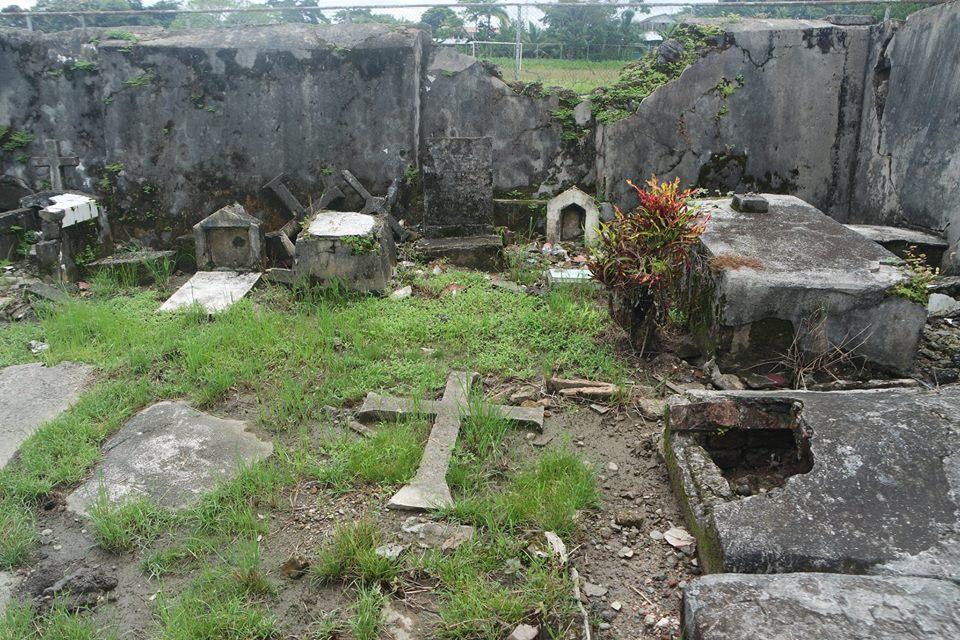 Cementerio de Portobelo