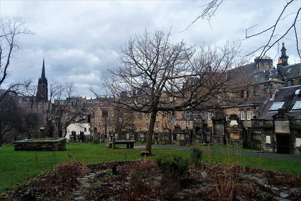 Greyfriars, Edimburgo, los cementerios más bonitos del mundo