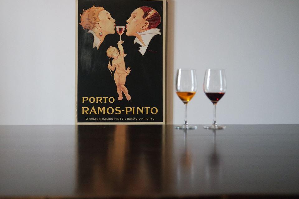 Cata de vinos, Bodegas Ramos PInto