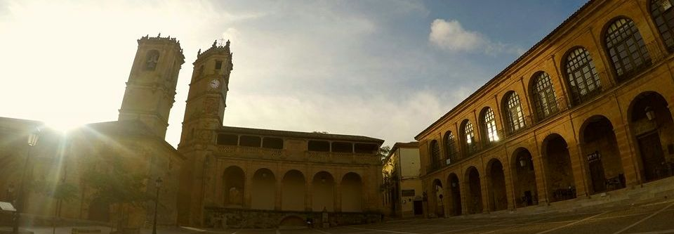 Plaza Mayor de Alcaraz, Sierra de Alcaraz