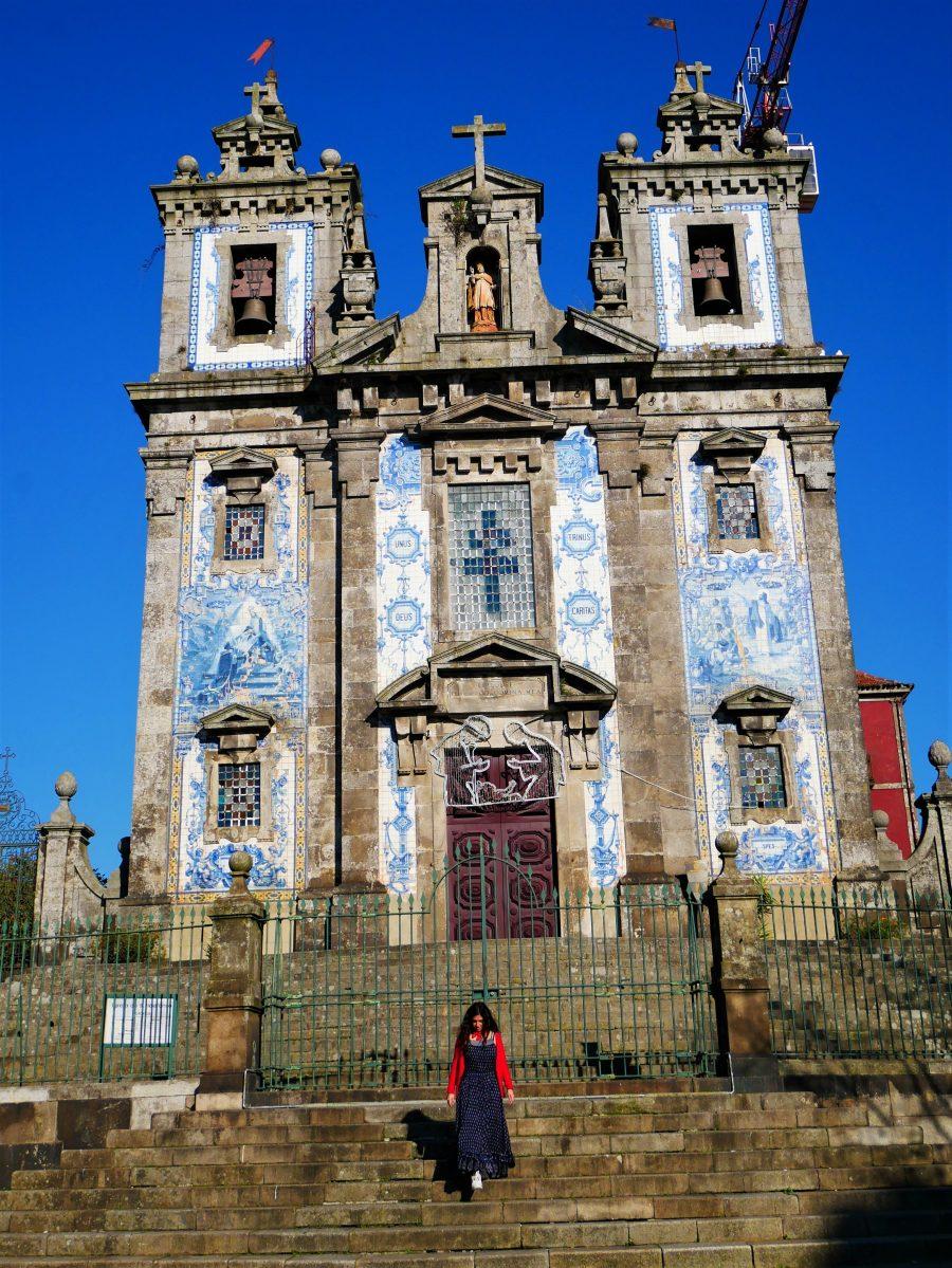 San Ildefonso, Oporto