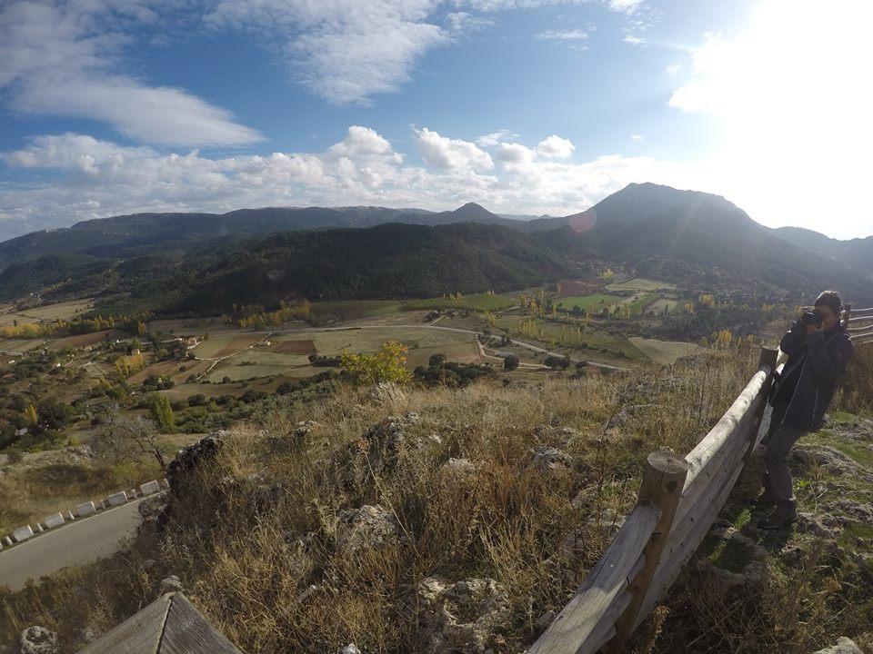 Panorámica de la Sierra de Alcaraz, Albacete