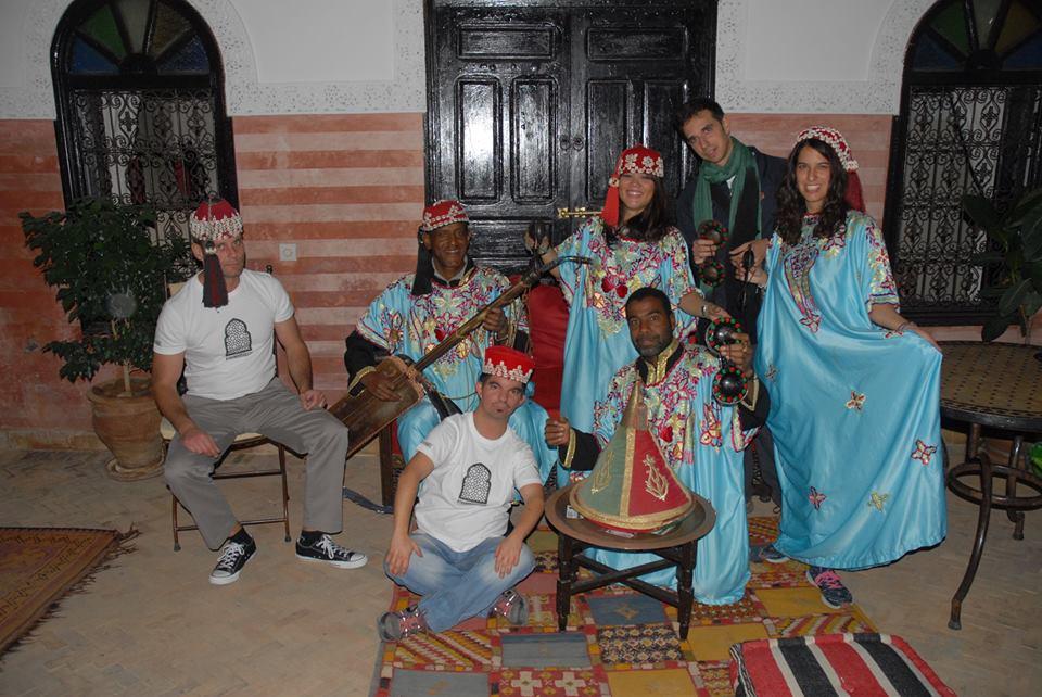 Música y bailes de Marruecos