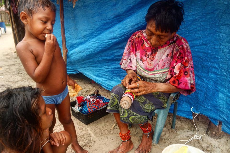 San Blas, viviendo con los Kuna