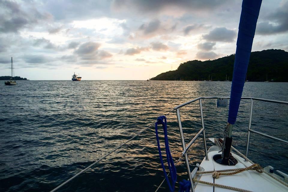 Bahía de Portobelo, Panamá