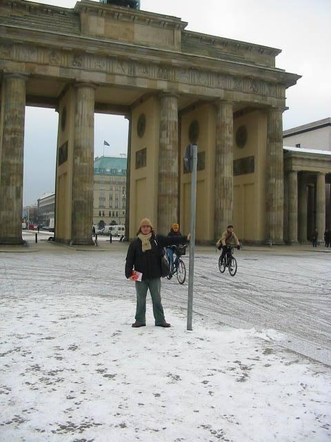 Berlín, mi primera vez viajando