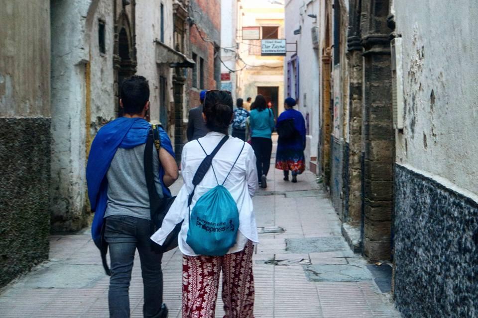 Callejeando por Essaouira