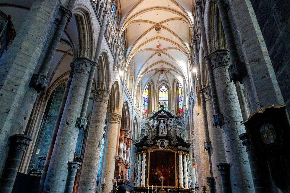 Catedral de Gante, qué ver en Gante en un día