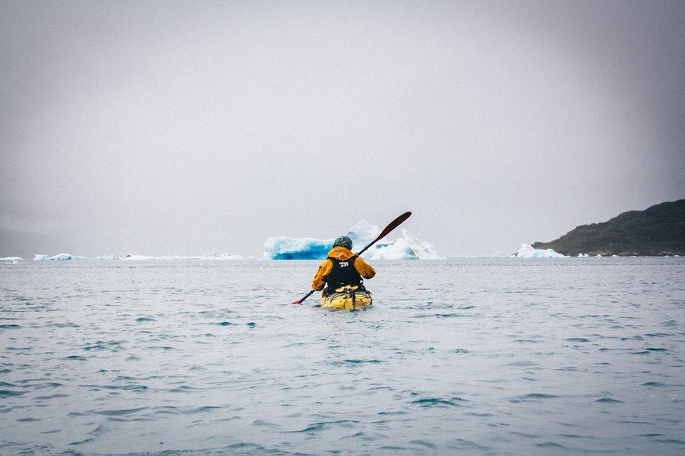 Mi primera vez, Groenlandia