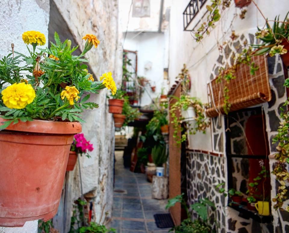 Callejuelas de la Alpujarra, qué ver en Lanjarón