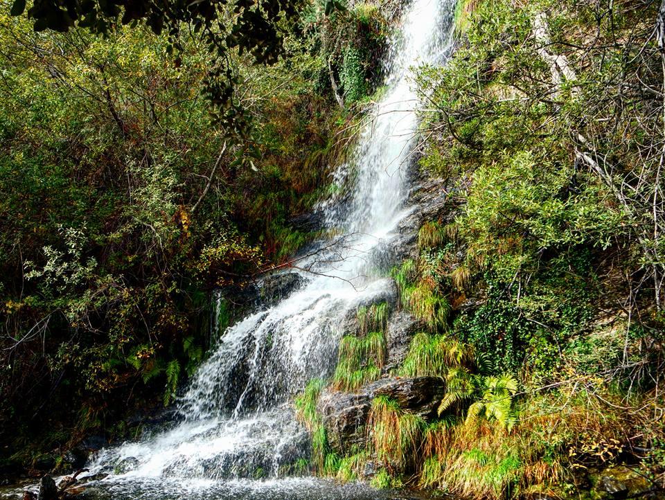 Cascada del bosque de Tello, Lanjarón