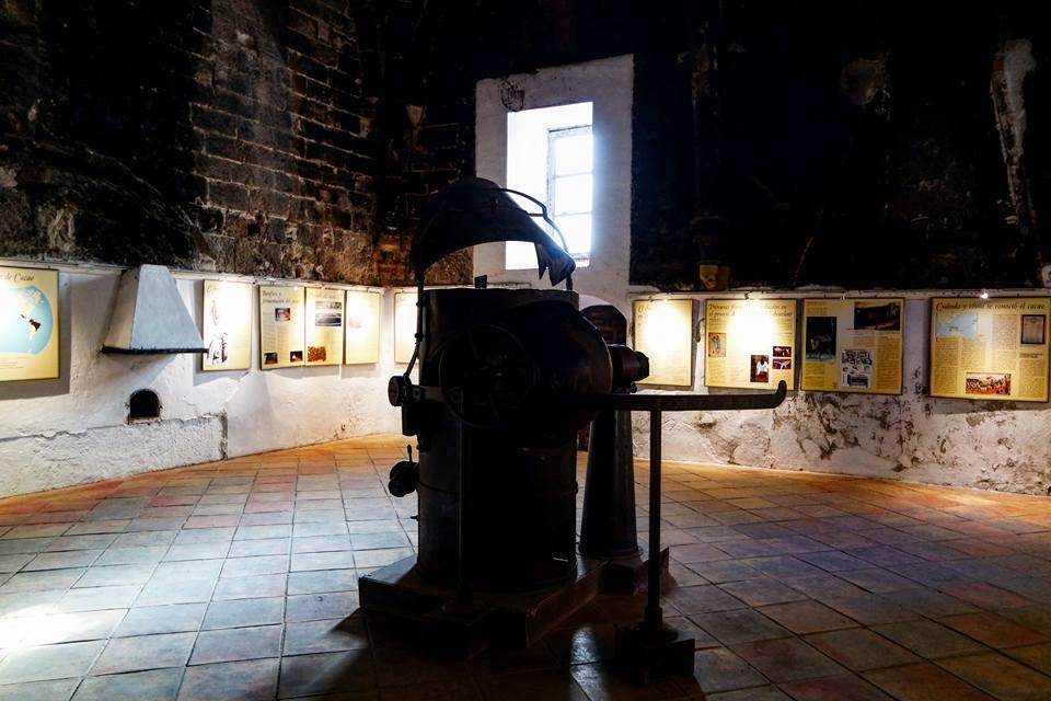Cocina del monasterio de Piedra