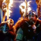 Up Helly Aa, Escocia