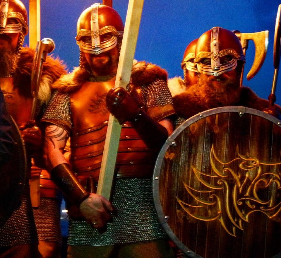 Vikingos en Escocia, Up Helly Aa