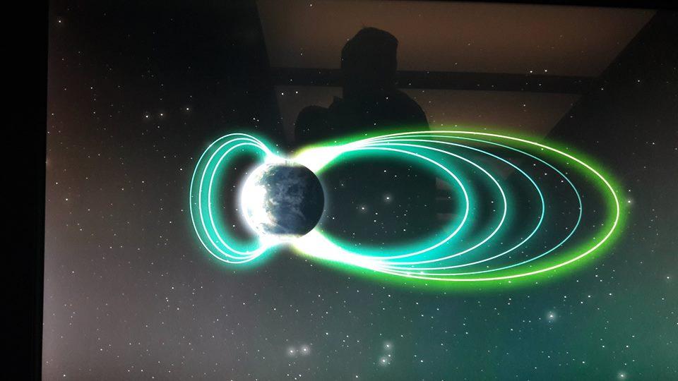 Cómo se produce una Aurora Boreal