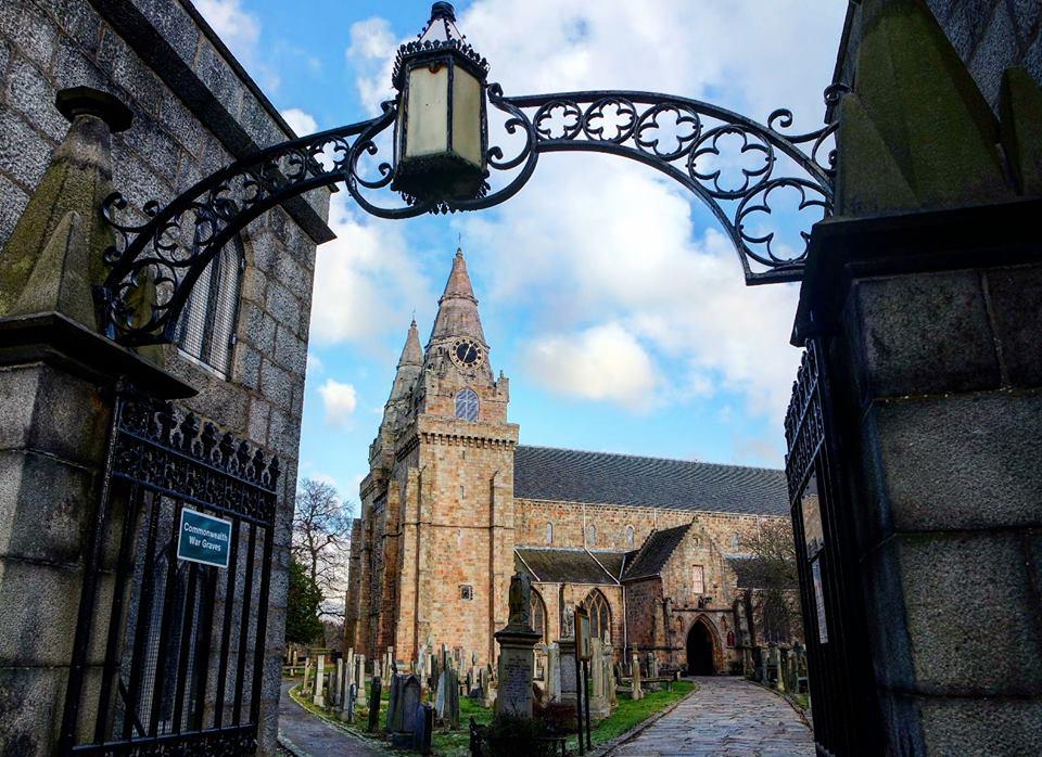 Catedral, qué ver en Aberdeen