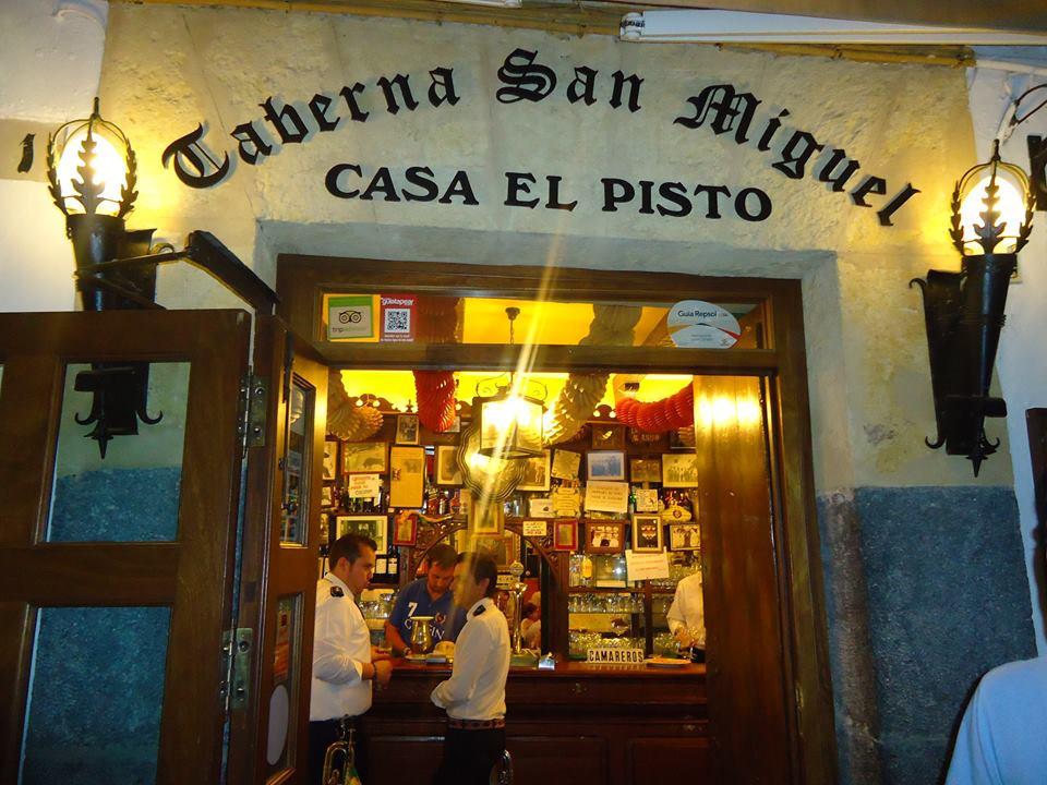 Taberna el Pisto, los mejores bares de Córdoba
