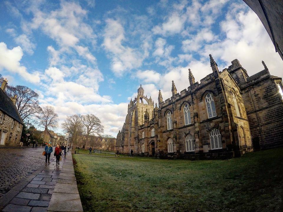 The College, qué ver en Aberdeen