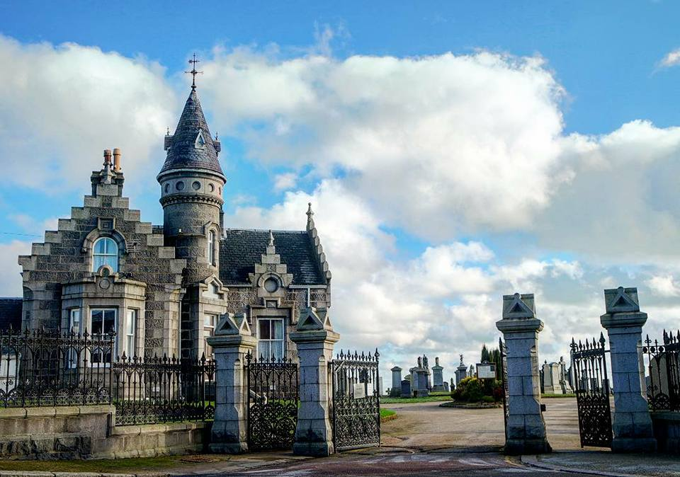Trinity Cementery, qué ver en Aberdeen