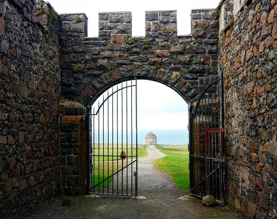 Castlerock, ruta de Juego de Tronos en Irlanda del norte