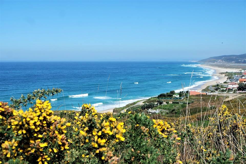 Costa da Morte, escuela de surf en Galicia, Art Surf Camp