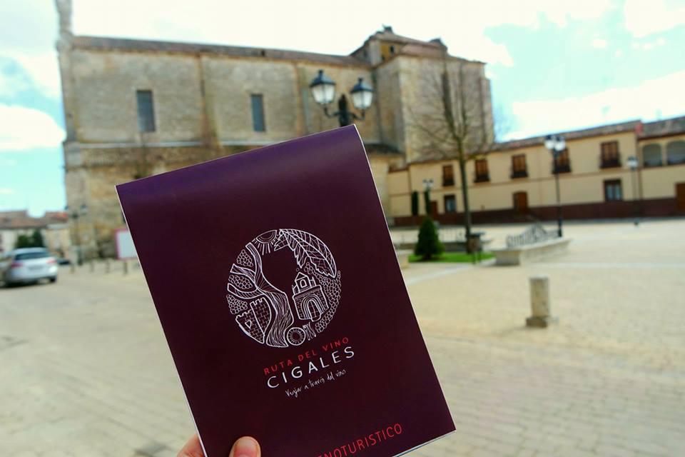 Ruta del vino Cigales, caminos del vino, Valladolid