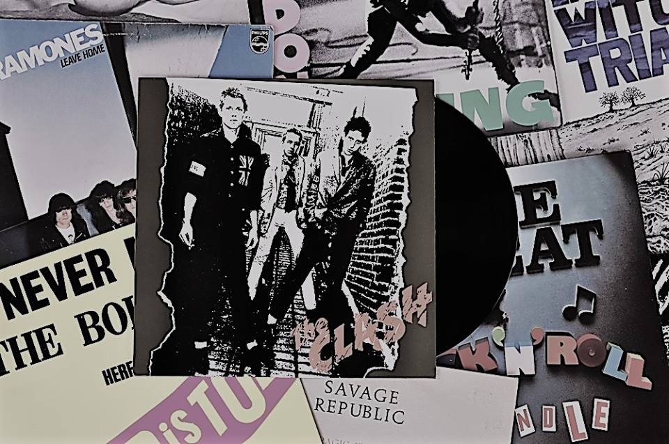 The Clash, punk rock. Fuente: Shutterstock