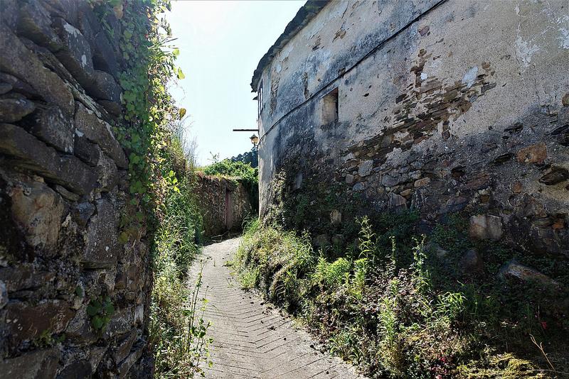 Calles de Mondoñedo