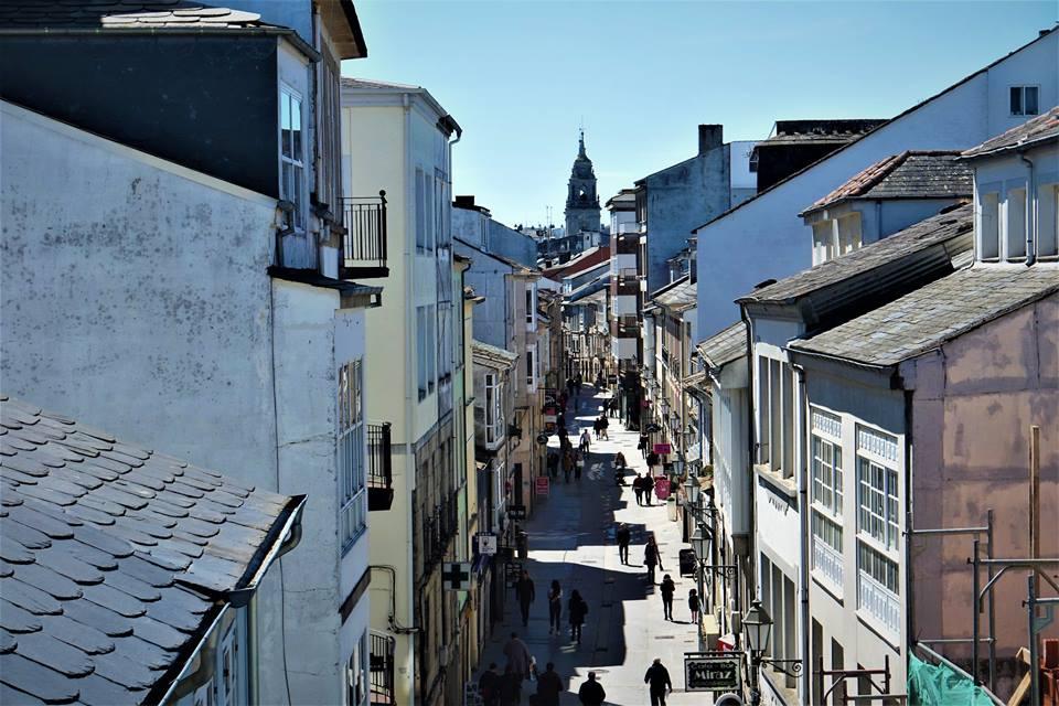Centro histórico, qué ver en Lugo