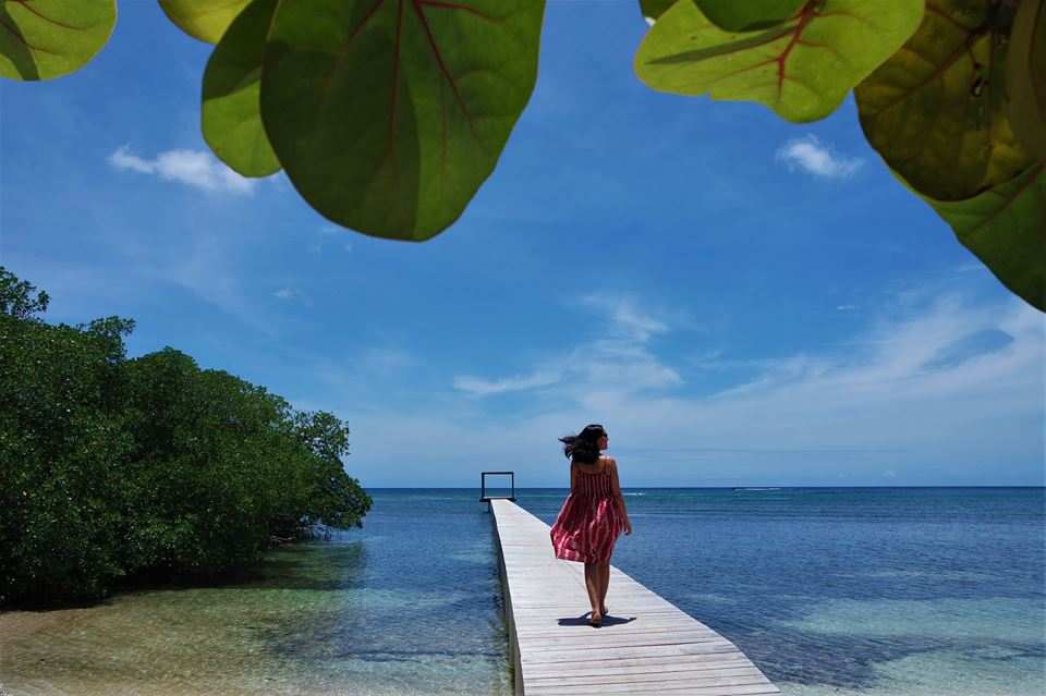 Isla de Roatán, Honduras, crucero por el Caribe