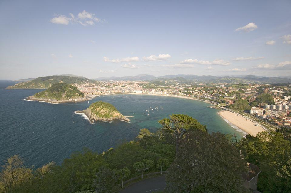 Monte Igueldo, fuente: Shutterstock
