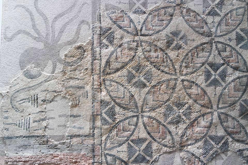 Mosaicos romanos, Lugo