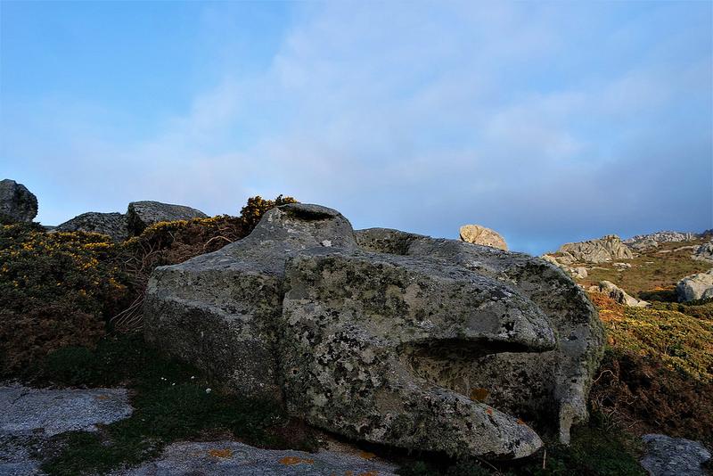 Rocas de Punta Nariga