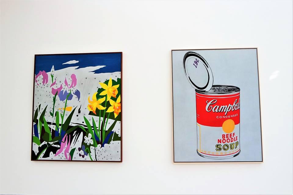 Andy Warhol en Basilea, Fundación Beyeler, Basilea